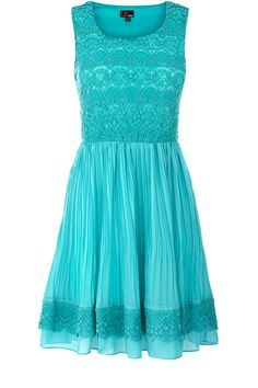 Oasis Clothing | Pale Green Peppy Dress | Womens Fashion Clothing | Oasis Stores UK