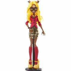 Monster High Monstros, Câmera E Ação - Clawdia Wolf Mattel - R$ 99,99 no MercadoLivre