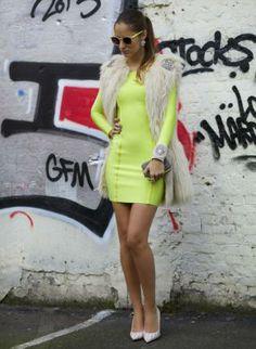 Green Sexy Dress - Bqueen Ruxandra Ioana In Bandage
