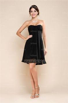 Sheath/Column Strapless Sweetheart Chiffon Prom Dress - IZIDRESSES.com at IZIDRESSES.com