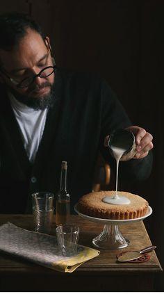 Receta tarta de manzana alemana 2 Japanese Cheesecake, Sweet Pie, Easy Desserts, Tartan, Bakery, Deserts, Food And Drink, Favorite Recipes, Treats