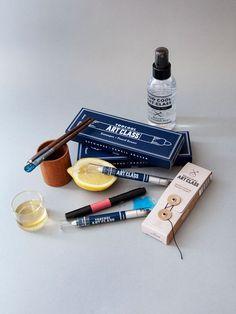 Art Class design by Crosspoint New York #packaging #artclass #toocoolforschool