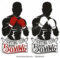 Boxing Logo Stock Photos, Images, & Pictures | Shutterstock
