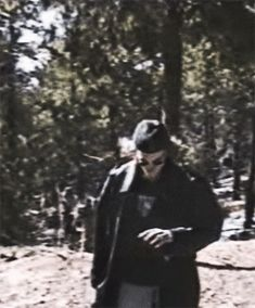 """Look at that. I got blood now,"" Dylan  - Rampart Range March 6 1999"