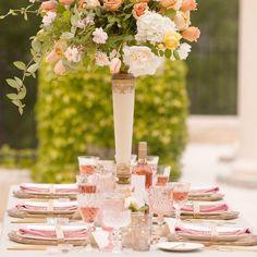 Romantic Tablescape   Casa de Perrin #casadeperrin