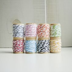 $19. Divine Twine Sampler. Cute and functional. Perfect for little miss indecisive AKA me. :)