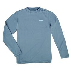Ice Armor Men's Base Layer Poly Top  Made with anti-microbial technology180 gram Brushed fleece insideWarm, Dry and comfortable  http://outdoorgear.mobi/product/ice-armor-mens-base-layer-poly-top/