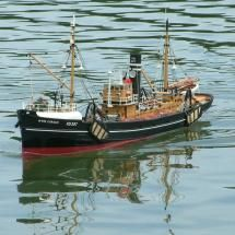 Wyre Corsair steam drifter