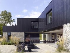 Cassion Castle Architects — Oak Lane House