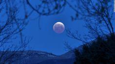 Blood moon returns; tetrad sequence of four continues - CNN.com