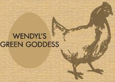 Wendyl's Green Goddess, next stop: Pinterest