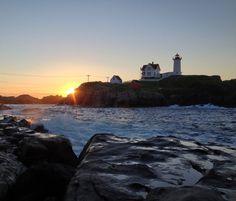 York, Maine  lighthouse
