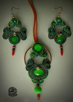 Green Neon set