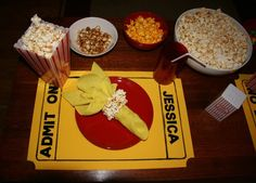 Make these for the kids for Movie Night