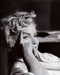 Marilyn was an incredible person to act with…the most marvelous I ever worked with, and I have been working for 29 years. - Montgomery Clift