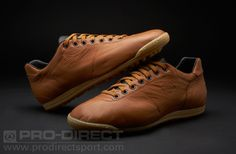 Pantofola DOro Football Boots - Pantofola D'Oro Lazzarini Moro Ambra Boots - Soccer Cleats - Brown-Black