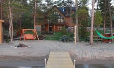 House vacation rental in Pelican Lake from VRBO.com! #vacation #rental #travel #vrbo