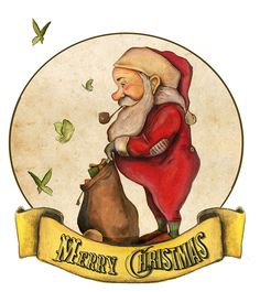 Merry Christmas - Aosda Saoghalan-Miquel Rosselló