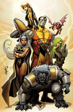 Colossus & X-Men