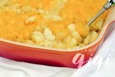Kick your old mac 'n cheese recipe to the curb and get the most Indulgent Gluten-Free Macaroni 'N Cheese recipe of all time, with options for dairy-free too