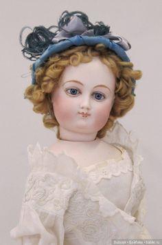 Пополнение коллекции. Рафаэлла - ранняя Bru, модная кукла / Антикварные куклы, реплики Bru, Брю / Бэйбики. Куклы фото. Одежда для кукол