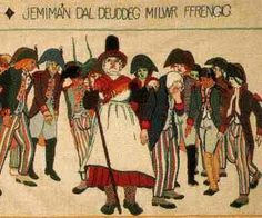 Invaders Behaving Badly. In which the French invade Fishguard, Wales, in February of 1797.  Via Risky Regencies