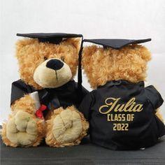 Birthday Wedding Personalised Graduation Bear Hollyood Lime 40cm Engagement