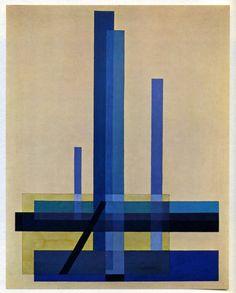 Lazlo Moholy-Nagy CXII 1924