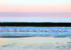 Beach Greeting Card featuring the photograph Layers Of Color by Cynthia Guinn