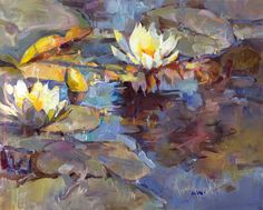 Water Flower Power Tom Nachreiner