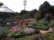 Planten un Blomen – Alter Botanischer Garten in Hamburg-Dammtor