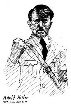 「大衆の多くは無知で愚かである」 アドルフ・ヒトラー