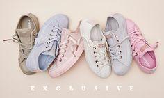 New Converse pastel colours <3