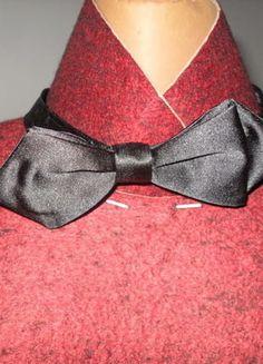 À vendre sur #vintedfrance ! http://www.vinted.fr/accessoires/autres-accessoires/28507107-noeud-papillon-noir-facile-a-mettre