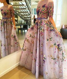 Georges Hobeika Dress ✨ by @yasminadotcom