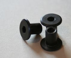 make drawer pulls from almost anything, Start with these, I think they are called machine bolts