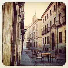 Magic street. Salamanca