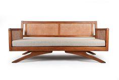 Mid-Century Airest R35 Sofa - Mr. Bigglesworthy Designer Vintage Furniture Gallery