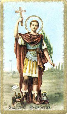 San Expedito - Oracion  a San Expedito