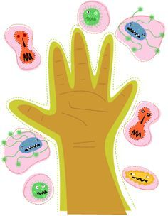 Health 21. Discuss strategies to prevent injury or illness, control the spread of diseases, and promote cleanliness. In this activity the children will learn about germs and how to not get sick from them. we will teach them how to also prevent from spreading germs.