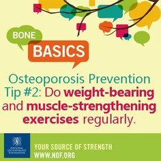 exercise prevents osteoporosis essay Learn about the benefits of exercise, the danger of inactivity, and how much exercise is enough newsletter can exercise reverse or prevent heart disease.