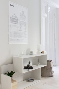 Berlin apartment styled by Coco Lapine and New Tendency for Fantastic Frank | Remodelist