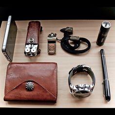 Schofield, Dunhill, RRL, Nitecore<<< repinned by www.BlickeDeeler.de Follow us on Facebook  >>> www.facebook.com/BlickeDeele
