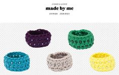 Rico Design - Super Jersey Armband