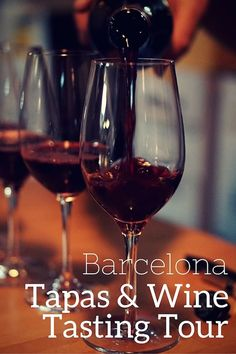 Looking for more to do in Barcelona? Take a tapas and wine tasting tour! devourbarcelonafoodtours.com