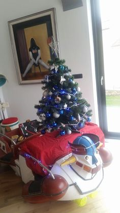Christmas Tree on Mazinga