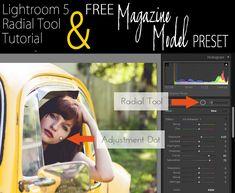 Free Lightroom 5 Preset - Magazine Model Inspired | JL Photography | Free Lightroom Templates | Lightroom Blog