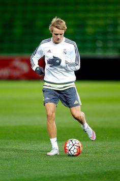 Entrenamiento | Ødegaard.