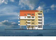 Ideal Residence Eroii Revolutiei  este un ansamblu rezidential gandit si proiectat in cele mai mici detalii,deosebit ca si arhitectura