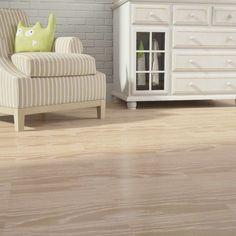 Pisos laminados são ótimos para quem quer o requinte da madeira, é ideal para ambientes internos e a instalação é fácil! #Prod199
